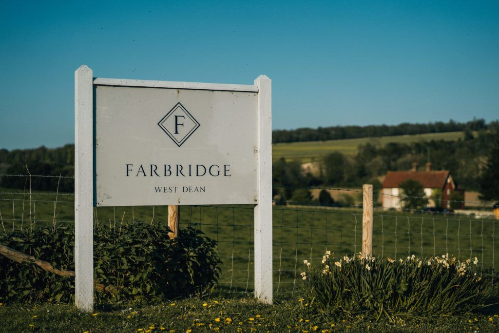 Hampshire Event DJs provide services for Wedding DJ at Farbridge Barn