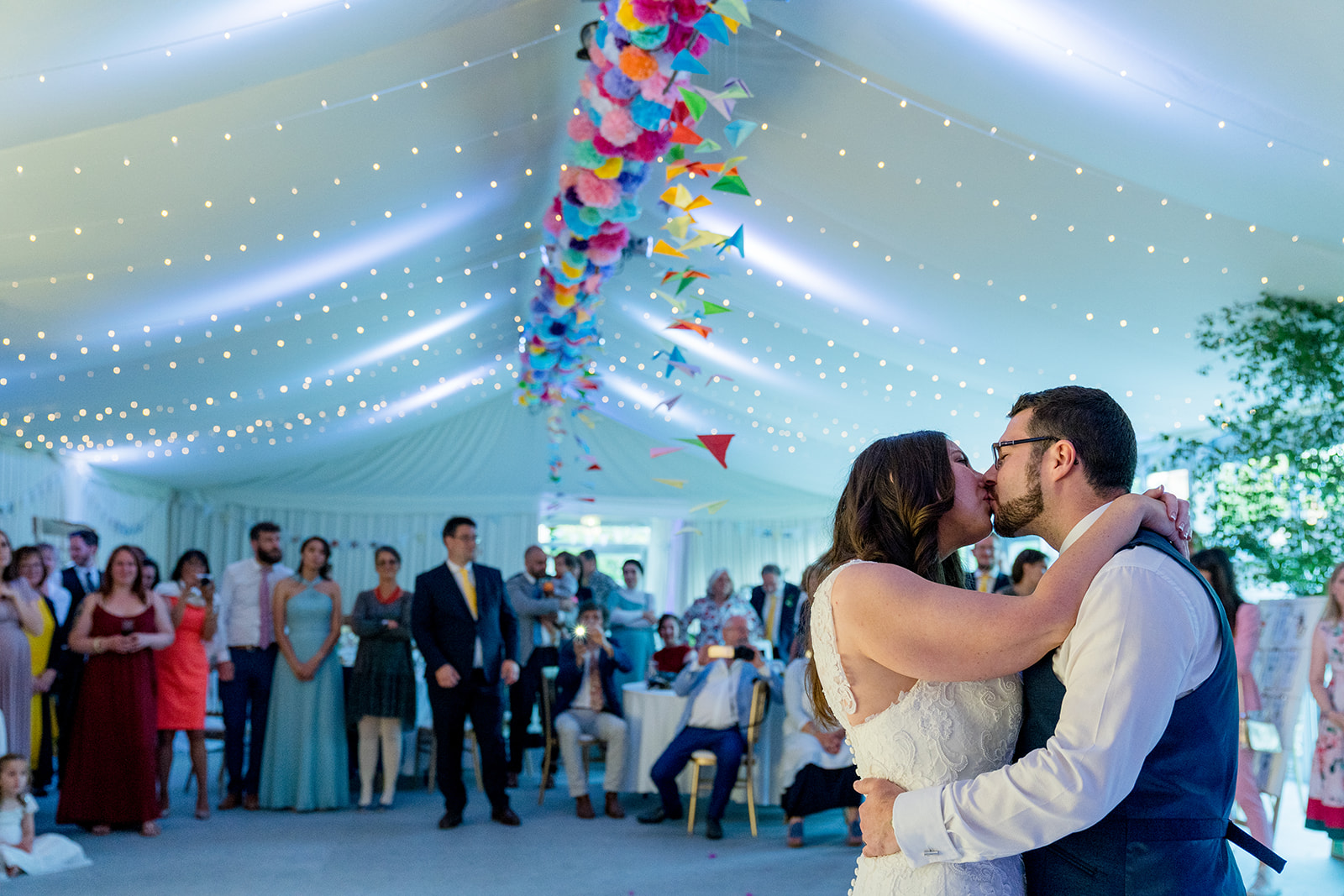 First Dance at Gordleton Mill