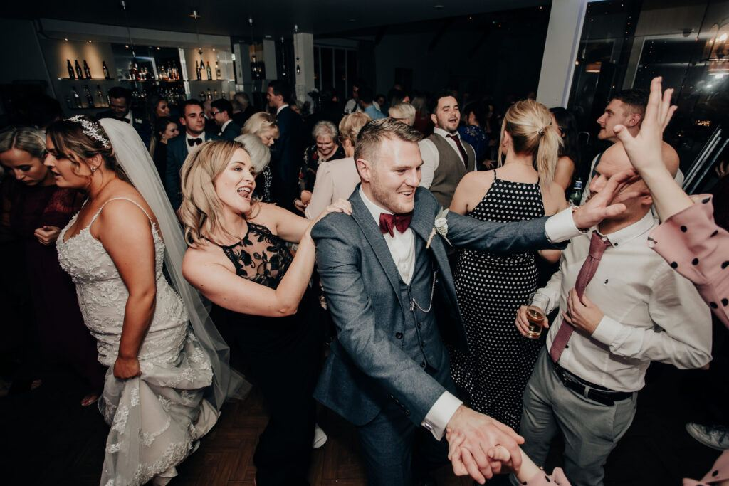 Choose Hampshire Event DJs as your Hampshire Wedding DJs