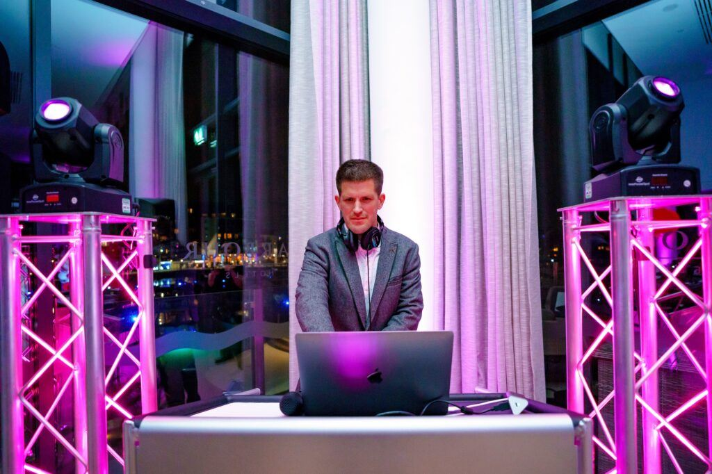 Hampshire Event DJs provide Christmas Party DJs to Southampton Harbour Hotel