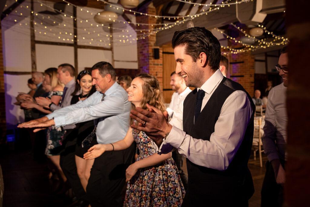 Lainston House Wedding DJ